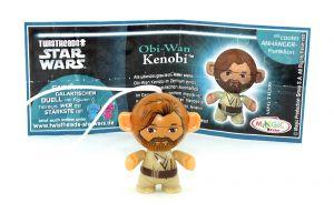 Obi-Wan Kenobi aus der Serie Star Wars - Twistheads