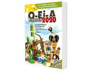 O-Ei-A Figuren 2020. Der Preisführer für Figuren aus dem Überraschungsei
