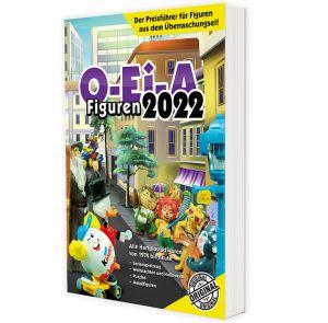 O-Ei-A Figuren 2022 - Der Preisführer für Figuren aus dem  Überraschungsei!