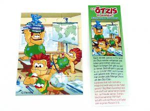 Die Ötzis kommen (Puzzle Nr. 3)