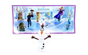 OLAF aus der Serie die Eiskönigin mit deutschem Beipackzettel SD286