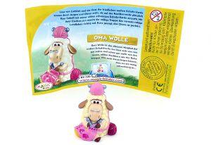 Oma Wolle (Gute Schafe wilde Schafe)