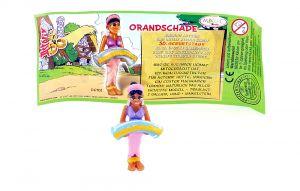Orandschade mit deutschen Beipackzettel (Asterix Geburtstag)