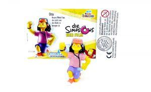 Otto Mann mit deutschen Beipackzettel (The Simpsons)