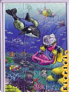Ferrerospace Ozean Nummer 1 (Puzzle)
