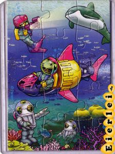 Ferrerospace Ozean Nummer 4 (Puzzle)