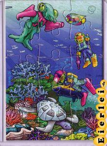 Ferrerospace Ozean Nummer 3 (Puzzle)