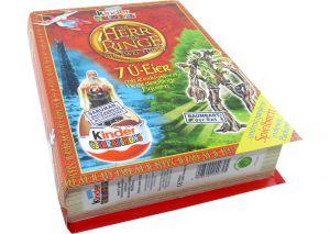 Sonderverpackung Herr der Ringe mit Baumbart und Saruman Figuren