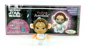 Padmé Amidala aus der Serie Star Wars - Twistheads mit Zettel