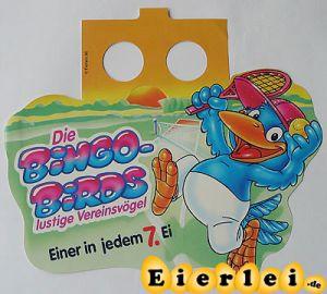 PAH Die Bingo Birds (Palettenanhänger)