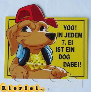 Palettenanhänger von DJ Daggel (Großstadthunde)