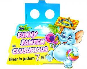 PAH von den Funny Fanten im Cluburlaub (Palettenanhänger)
