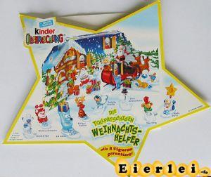 PAH von den tollpatschigen Weihnachts-Helfer (Palettenanhänger)