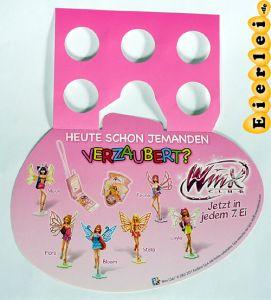Palettenanhänger von 4er Pack der Winx 2011 (Testware)
