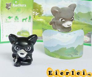 Panthera von den Natoons (Schwarzes Panther Baby)