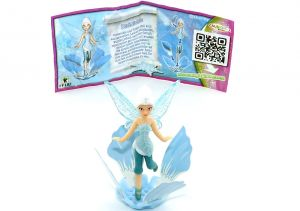 Periwinkle von den Disney Fairies mit Beipackzettel