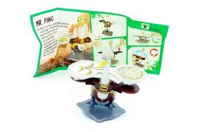 Mr. Ping mit deutschen Beipackzettel FS282 (Kung Fu Panda 3)