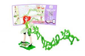 Poison Ivy mit Beipackzettel von den DC Super Hero Girls