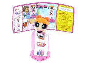Blossom mit Beipackzettel, SE322 (Powerpuff Girls)