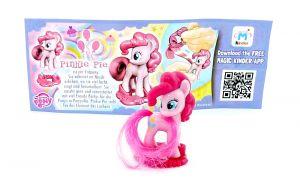 Pinkie - Pony mit Beipackzettel (My little Pony)