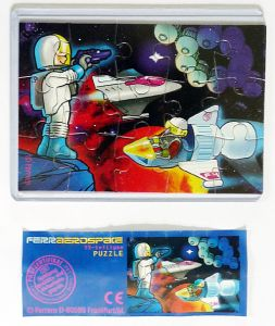 Ferrerospace Puzzle (Puzzleecke oben links)