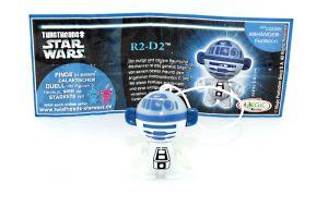 R2-D2 aus der Serie Star Wars - Twistheads mit Zettel
