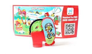 RAD mit Beipackzettel FT072C (Die Angry Birds)