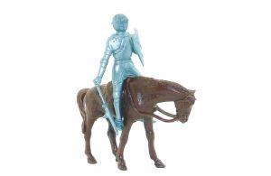 Ritter und Römer auf Pferd 1981 bis 1983