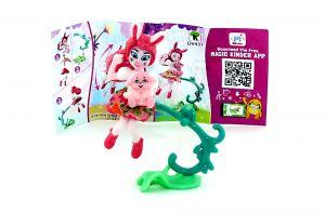 Bree Bunny Figur von den Enchantimals mit Beipackzettel (DV431)
