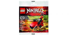 LEGO Ninjago Kai Drifter im Polybag [Nummer 30293]