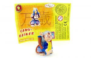 """SAMU - RAINER aus der Serie """"Zoff im Affenstall"""" mit Beipackzettel"""