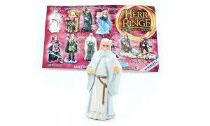 Gandalf mit Beipackzettel von Der Herr der Ringe Teil 2