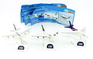Satz Star Alliance mit A380 Airbus (Sätze Deutschland)