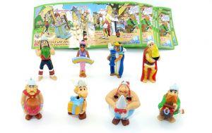 Asterix Jubiläumsserie Geburtstag 50 Jahre (Sätze Deutschland)