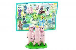 Schweinchen mit Beipackzettel (Shrek der Dritte)