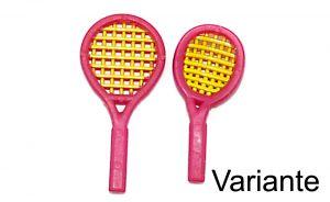 Tennisschläger von den Bingos Birds als Verformungvariante