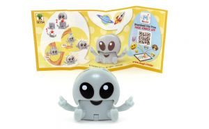 Emoji Geist Clicker SE794 mit Beipackzettel (Kinderjoy Emojoy)