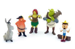 PRO220 Shrek - Für immer Shrek (5er Set)