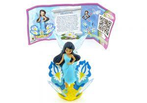 Silberhauch von den Disney Fairies mit Beipackzettel