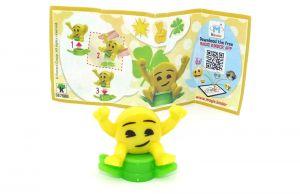 Stempel Emoji SE288B mit Beipackzettel (Kinderjoy Emojoy)