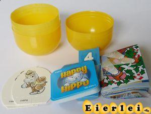 Maxi Ei Spiel der Happy Hippo Talent Show