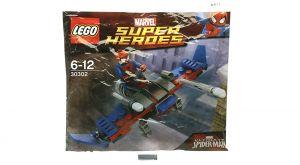 LEGO Marvel Super Heroes Spiderman im Polybag [Nummer 30302]