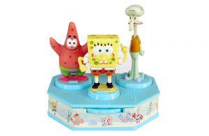 Spongebob Karussell als Spieluhr  aus dem Maxi Ei