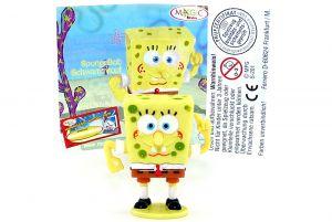 SpongeBob Schwammkopf mit deutschen Beipackzettel (SpongeBob)