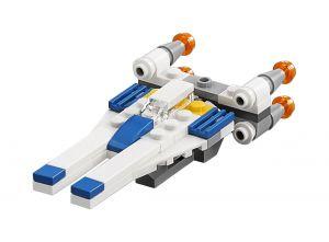 LEGO Star Wars U - Wing Fighter im Polybag [Nummer 30496]
