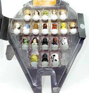 Millennium Falcon Navicella Rollinz Esselunga Star Wars - Komplett