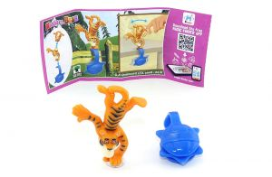 Tiger mit Beipackzettel aus der Serie Mascha und der Bär 5 (SE302)