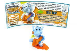 TILO TUPF MIT EINEM FARBKLECKS mit Beipackzettel (Heimwerker Elefanten)