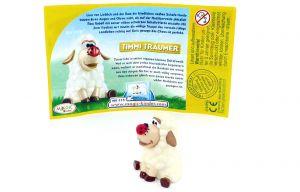 Timmi Träumer mit deutschen Beipackzettel (Gute Schafe wilde Schafe)