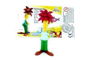 Tingeltangel Bob mit deutschen Beipackzettel (Die Simpsons)